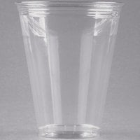 Dart Solo UltraClear TP9D 9 oz. Clear PET Plastic Tall Cold Cup - 50/Pack