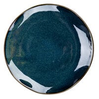 Tuxton GAN-005 Artisan Night Sky 9 inch China Plate - 24/Case