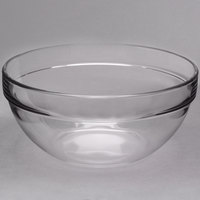 Cardinal Arcoroc E5618 94 oz. Stackable Glass Bowl   - 6/Case