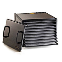Excalibur D900TB Twilight Black Nine Rack Food Dehydrator with Timer - 600W