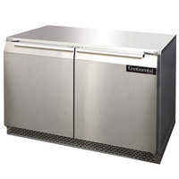 Continental Refrigerator UCF48 48 inch Low Profile Undercounter Freezer - 13.4 Cu. Ft.