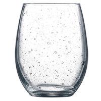 Cardinal Arcoroc H4257 Bola 9 oz. Stemless Glass - 12/Case