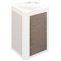 Rubbermaid 400200 River Rock Aggregate Panel for FG396600 and FG396700 Landmark Series Classic Containers (FG400200ROCK)