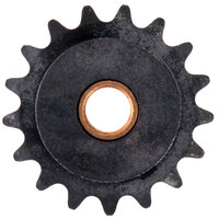 Star 2P-Z8392 Roller Grill Idler Sprocket for Grill Max Hot Dog Roller Grills