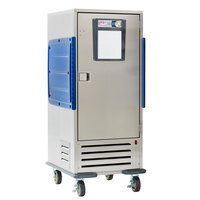 Metro C5R9-SL Single Door Refrigerated Cabinet with Adjustable Lip Load Slides - 120V