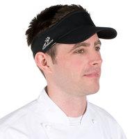 Black Headsweats 7714-202 CoolMax Velocity Visor