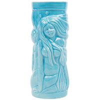 Town 51118 16 oz. Mermaid Ceramic Cup - 12 / Case