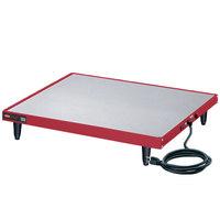 Hatco GRS-42-L 42 inch x 25 1/2 inch Glo-Ray Red Portable Heated Shelf Warmer - 825W