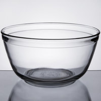 Anchor Hocking 81629L11 4 Qt. Glass Mixing Bowl