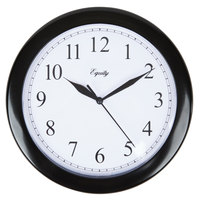10 inch Diameter Wall Clock