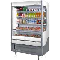 Beverage Air VueMax VM15 White 51 inch Air Curtain Merchandiser - 15 cu. ft.