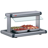Hatco GR2BW-30 30 inch Glo-Ray Gray Granite Designer Buffet Warmer with Gray Granite Insets - 1230W