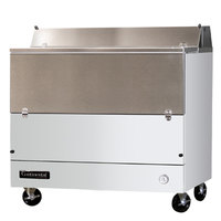 Continental Refrigerator MC4-S 49 inch 1 Sided Forced Air Milk Cooler
