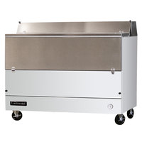 Continental Refrigerator MC5-S 58 inch 1 Sided Forced Air Milk Cooler
