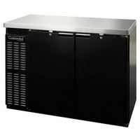 Continental Refrigerator BBC50 50 inch Solid Door Back Bar Refrigerator