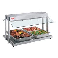 Hatco GRBW-48 48 inch Glo-Ray Buffet Warmer with Infinite Controls - 2040W