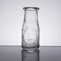 Libbey 70355 Farmhouse 7.5 oz. Glass Heritage Bottle - 24/Case