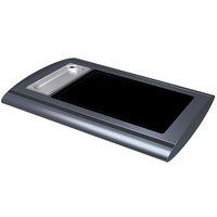 Hatco SRG-1 Gray Granite Serv-Rite Portable Heated Glass Buffet Warmer - 350W