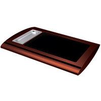 Hatco SRG-1 Antique Copper Serv-Rite Portable Heated Glass Buffet Warmer - 350W