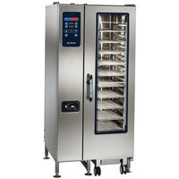 Alto-Shaam CTC20-10E Combitherm Electric Boiler-Free Roll-In 20 Pan Combi Oven - 208-240V, 3 Phase