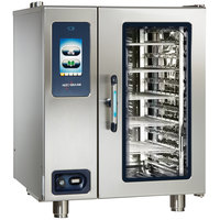 Alto-Shaam CTP10-10G Combitherm Proformance Natural Gas Boiler-Free 11 Pan Combi Oven - 208-240V, 1 Phase