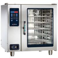 Alto-Shaam CTC10-20E Combitherm Natural Gas Boiler-Free 22 Pan Combi Oven - 120V