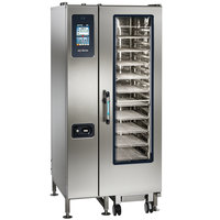 Alto-Shaam CTP20-10E Combitherm Proformance Electric Boiler-Free Roll-In 20 Pan Combi Oven - 208-240V, 3 Phase