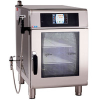 Alto-Shaam CTX4-10E Combitherm CT Express Electric Boiler-Free 4 Pan Combi Oven with Express Controls