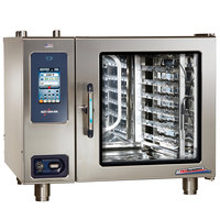Alto-Shaam CTP7-20G Combitherm Proformance Natural Gas Boiler-Free 16 Pan Combi Oven - 208-240V, 3 Phase