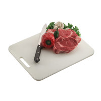 HS Inc. HS1051 Prep n Serve Polyethylene Cutting Board