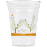 Dart Solo RTP16DBARE Bare Eco-Forward 16 oz. RPET Cold Cup - 1000 / Case