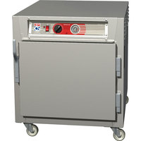 Metro C563L-NFS-L C5 6 Series Under Counter Reach-In Heated Holding Cabinet - Solid Doors