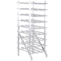 Winholt CR-162 #10 Stationary Aluminum Can Rack