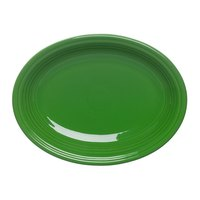 Homer Laughlin 457324 Fiesta Shamrock 11 5/8 inch Platter - 12/Case