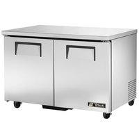True TUC-48-LP 48 inch Low Profile Undercounter Refrigerator