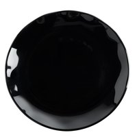 Black Pearl Two-Tone Salad Plate - 12/Pack