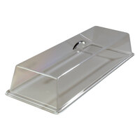 Cambro RD926CW  26 11/16 inch x 10 inch x 6 1/6 inch Rectangular Pastry Tray Cover