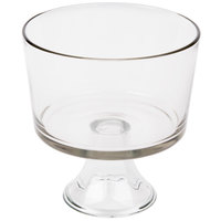 Anchor Hocking 89269 Presence 3 Qt. Trifle Glass Bowl
