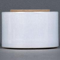 3 inch x 1000' 80 Gauge Stretch Banding Film / Pallet Wrap / Stretch Film Roll