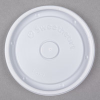 Dart Solo LVS508-0007 Bare 8 oz. Container Lid - 2000 / Case