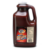 Branding Iron 1 Gallon Sweet and Savory Barbecue Sauce