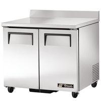 True TWT-36 36 inch Worktop Refrigerator