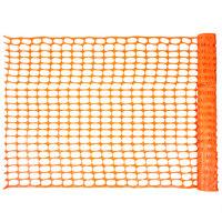 4 ft. x 100 ft. Orange Safety Fencing - Oval Pattern