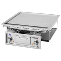 Wells G-136 24 inch Drop-In Electric Countertop Griddle - 9000W
