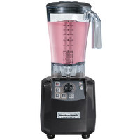 Hamilton Beach HBH650-CE Tempest 3 hp 64 oz. High Performance Bar Blender - 230V (International Use Only)