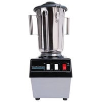 Hamilton Beach 990-220 One Gallon Stainless Steel Two Speed Food Blender - 230V (International Use Only)