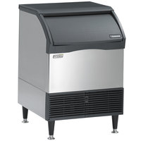 Scotsman CU2026SA-1 Prodigy Series 26 inch Air Cooled Undercounter Small Cube Ice Machine - 200 lb.