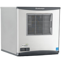 Scotsman N0622A-1 Prodigy Plus Series 22 15/16 inch Air Cooled Nugget Ice Machine - 643 lb.