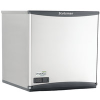 Scotsman N0422W-1 Prodigy Plus Series 22 15/16 inch Water Cooled Nugget Ice Machine - 455 lb.
