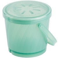 GET EC-13 16 oz. Jade Green Reusable Eco-Takeouts Soup Container - 12 / Case